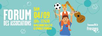 Forum des associations 04/09/2021